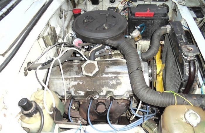 Двигатель УЗАМ-421
