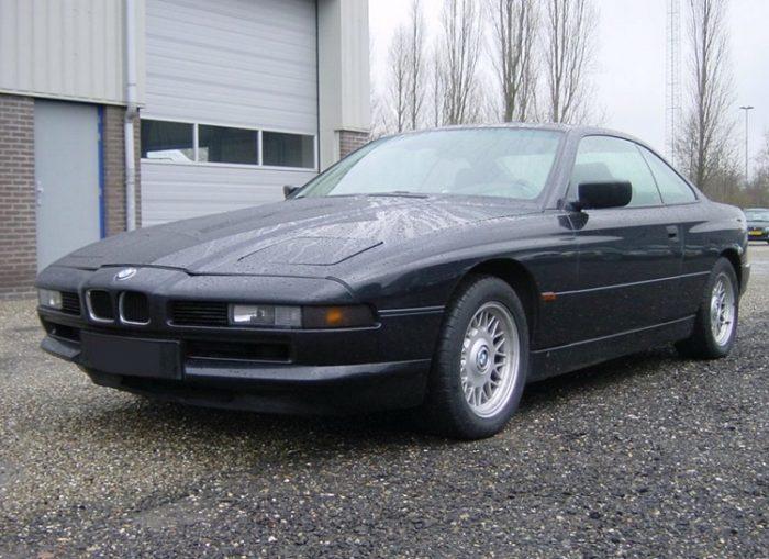 BMW 8-Series 1989
