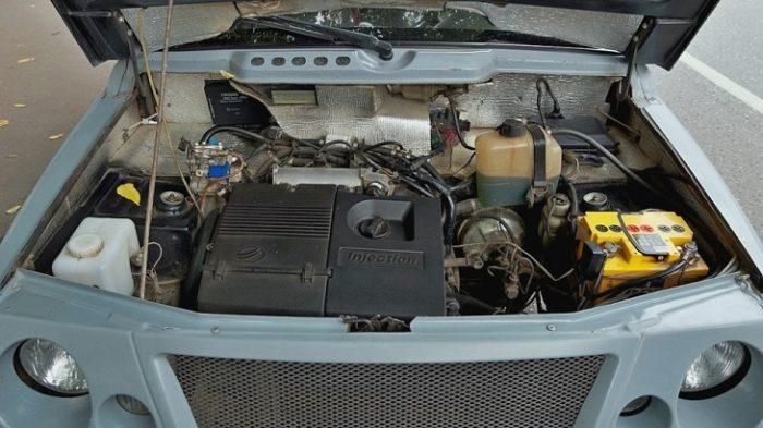 Двигатель ТМ-1131 «Мишка»