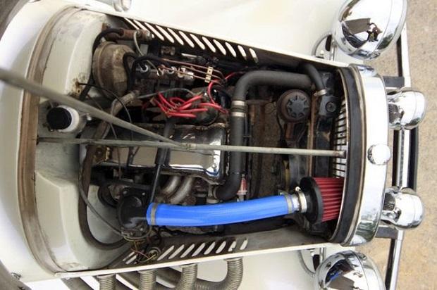 Двигатель Arsenal Roadster
