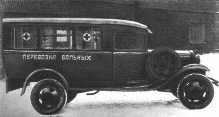 Один из типовых кузовов на шасси ГАЗ