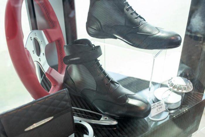 Водительская обувь Pilotti