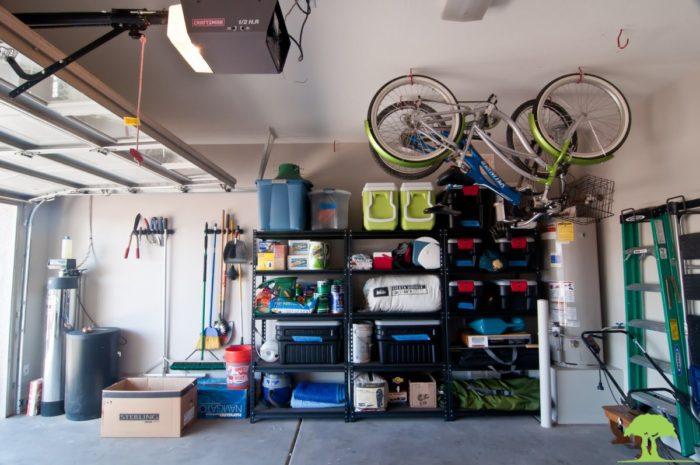 Зонирование гаража
